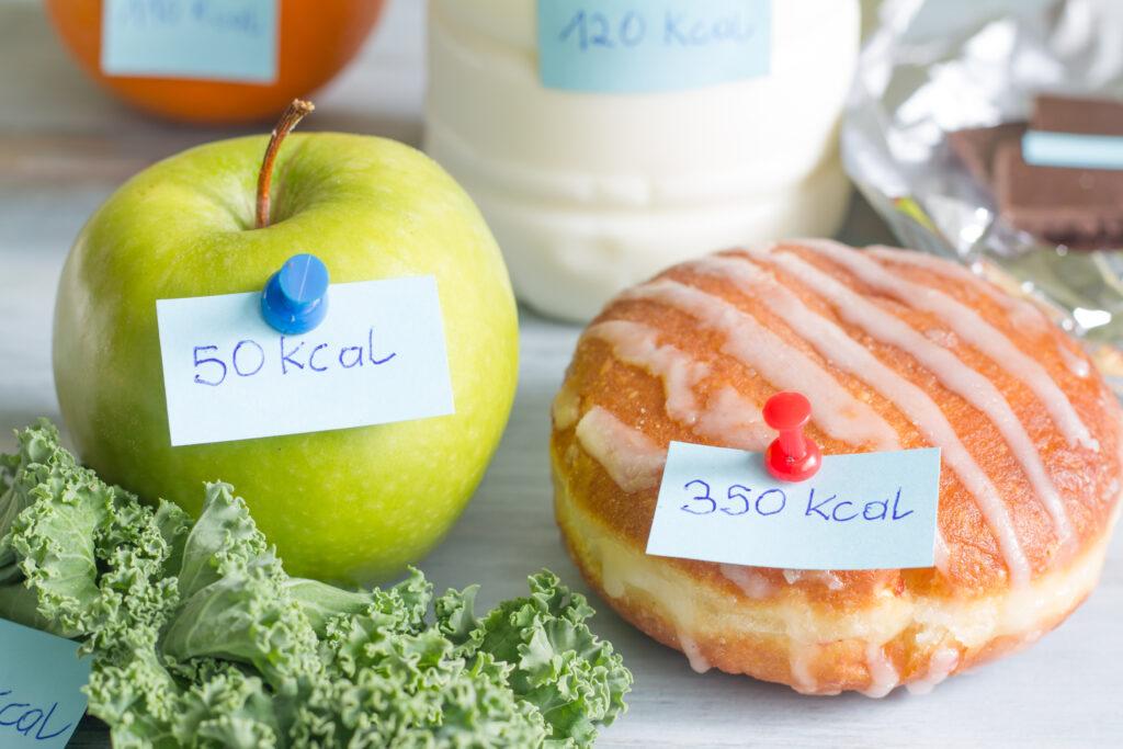 Gezond vs Ongezonde onbijtkeuzes